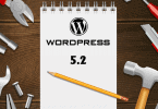 WordPress 5.2 Jaco