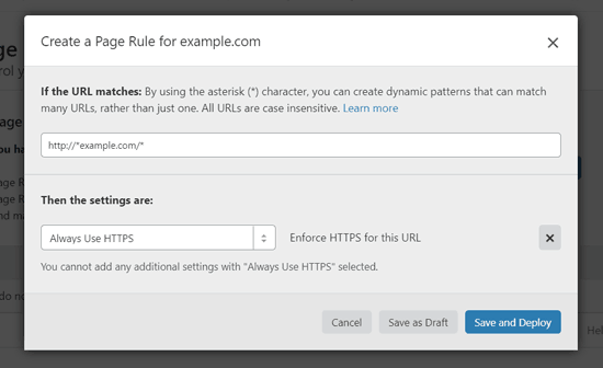 create-page-rule-use-https
